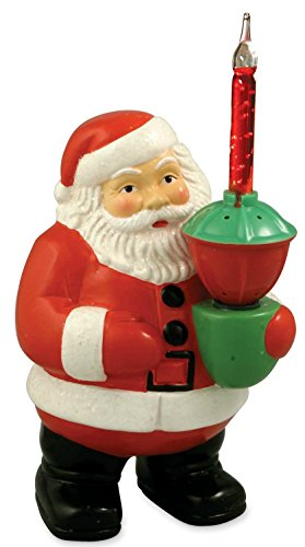 Bethany Lowe - Christmas - Bubble Light Santa - LG9867