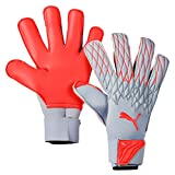 PUMA Future Grip 19.2 Goalkeeper Gloves Size 8 Grey/RED
