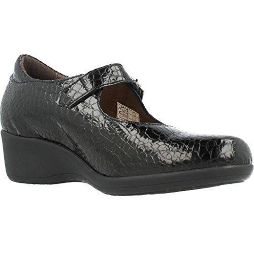 Nero Lacci per Donna Nero Scarpe Marca per MIQUEL Modello Scarpe Colore nero 3070 Donna Lacci MATEO xfATwq