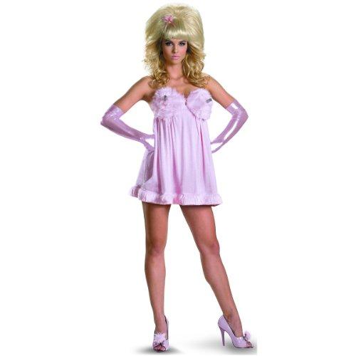 [Fembot Sassy Deluxe Costume - Large - Dress Size 12-14] (Fembot Austin Power Costume)