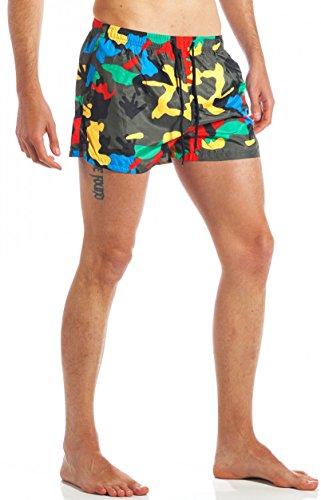 Collezioni Bain Multi Homme Multicolore Short Ak wYq4dxTq