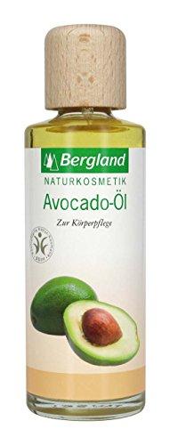 Bergland Avocado-Öl, 1er Pack (1 x 125 ml)