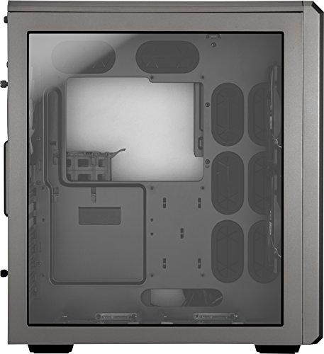 Corsair Carbide Series Air 540 ATX Cube Case - Steel Silver by Corsair (Image #6)