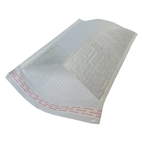 Art3d White Poly Bubble Mailers Bulk Self Seal Padded Envelopes 10
