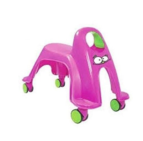 Chad Valley Neon Whirlee Ride-On - Pink