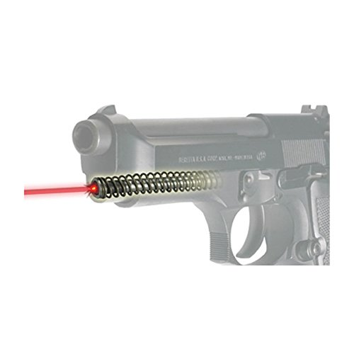 Guide Rod Laser (Red) For use on  Beretta 92/96 (Full Size)Taurus 92/99/100/101