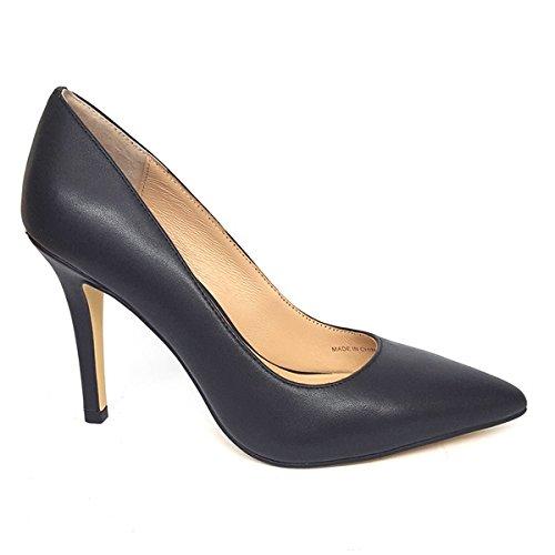 LIU JO Decollete Janis TC 95 NERO scarpa donna con tacco b833eb65957