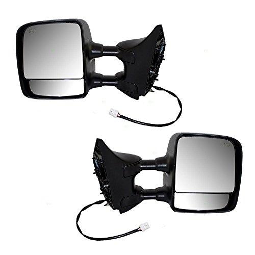 04 nissan titan tow mirrors - 1