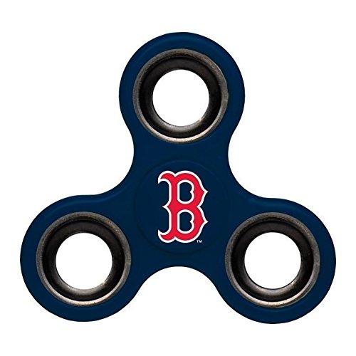 FOCO Boston Red Sox Diztracto Spinnerz - Three - Sox Gift Bag Red Boston