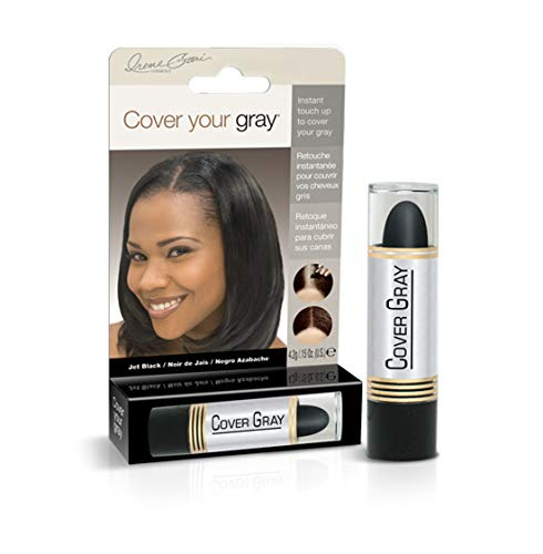 - Cover Your Gray Hair Color Touch-up Stick - Jet Black (Pack of 2)