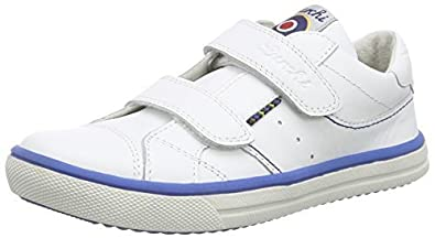 new product 3f061 cf94c Salamander Lurchi Boys Sorby 33-13763-00 White Nappa Shoes ...