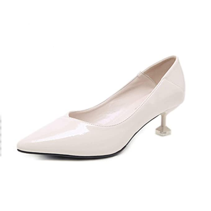 5d783a749f5f2 Amazon.com: Womens High Heel Sandal,YEZIJIN Women Slip On Pointed ...