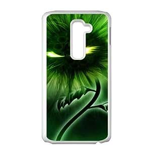 Beautiful Flowers CHA2087425 Phone Back Case Customized Art Print Design Hard Shell Protection LG G2