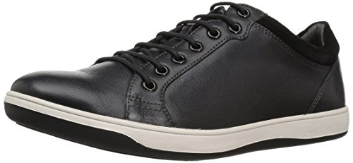 Hush Puppies Mens Tygo Commissaris Oxford Zwart