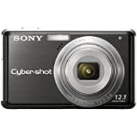 Sony Cybershot DSC-S980 12MP Digital Camera with 4x Optical Zoom with Super Steady Shot Image Stabilization (Black)