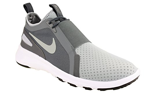 Nike-Mens-Current-Slip-On-Running-Shoes-Wolf-GreyDark-Grey-874160-001-Size-115