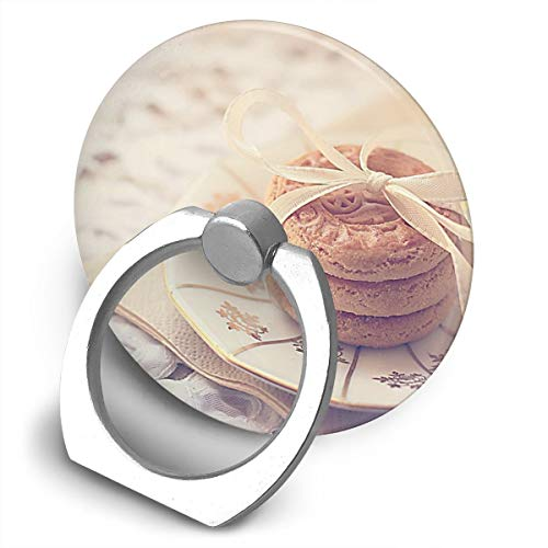 Yuotry 360 Degree Rotating Ring Stand Grip Mounts Biscuits Cookies Universal Phone Ring Bracket Holder Smartphone Ring Stent