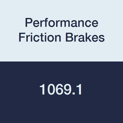 Performance Friction Brakes 1069.10 Front Brake Pad