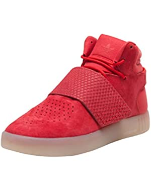 TUBULAR INVADER STRAP J Boys fashion-sneakers BA9371