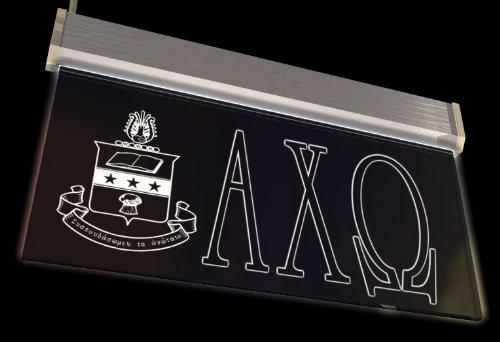 Alpha Chi Omega Neon Sign