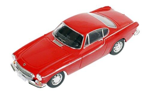 1/43 ボルボ P1800 1965 レッド PRD244