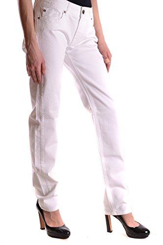 Mcbi191125o Jo Donna Jeans Liu Bianco Cotone OtqpExZ
