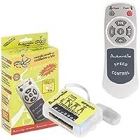 Controle Remoto Para Ventilador De Teto Com Luz - Speed