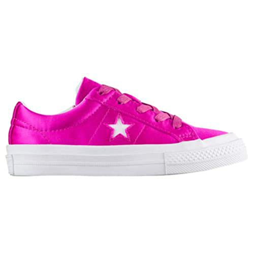 820197978bc6 Image Unavailable. Image not available for. Color  Converse One Star Ox  Fashion Sneakers Hyper ...