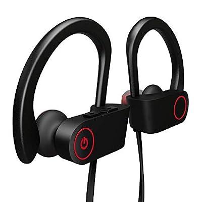 Xexnne Wireless Headset Microphone, Black (U8ER004)