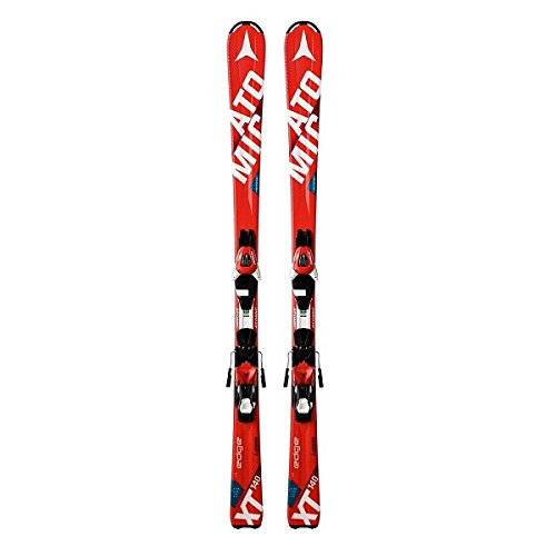 Atomic Redster Jr. Edge Junior Race Skis with XTE 7 Bindings 2017 - (Atomic Junior Race Skis)