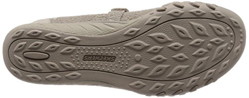 Easy Skechers Breathe Women's Natural On Pretty Slip Swagger Active pqx7zxg