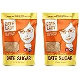 Organic Date Sugar, 1.5 lb | 100% Whole Food | Vegan, Paleo, Gluten-free & Kosher | 100% Ground Dates | Sugar Substitute…