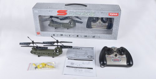 Rtf Mini Rc Helicopter - 3