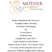 Trauma Queen by Barbara Dee: Book Club Meeting Planner