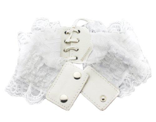 Dress ® Corset White Cincher Belt Lace Waist Wide 60cm Bow Women BONAMART Obi Stretch H8ZCqq