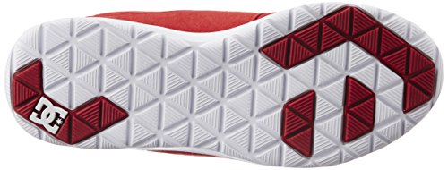 DC Shoes Heathrow - Zapatillas Para Hombre Red/White