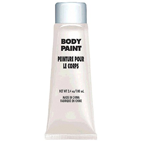 White Body Paint, Party Accessory