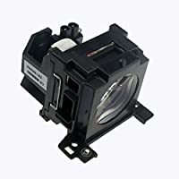 Projector Lamp with Housing DT00757 for HITACHI CP-X251 CP-X256 ED-X1092 ED-X12 ED-X15 ED-X20 ED-X22 MP-J1EF