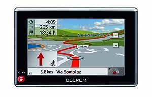 Becker Traffic Assist Z 102 - Navegador GPS