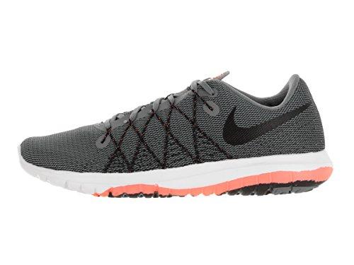 NIKE Womens Flex Fury 2 Running Shoes (6 B(M) US, Cool Grey/Black/Atomic Pink)