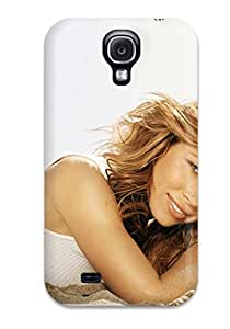 Premium Galaxy S4 Case - Protective Skin - High Quality For Jessica Biel