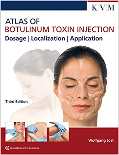Atlas of Botulinum Toxin Injection (3rd edition)