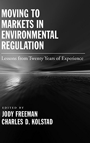 Moving to Markets in Environmental Regulation: Lessons from Twenty Years of Experience