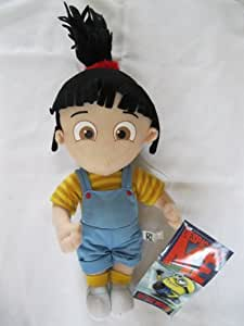 Despicable Me Deluxe 18 Inch Plush Figure Agnes