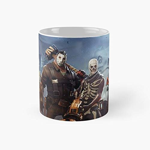 Halloween Charaktere Mit Kürbis Characters With Pumpkins 11 Oz Coffee Mug