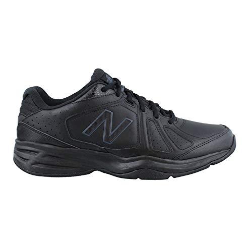 New Balance Men's mx409v3 Casual Comfort Training Shoe, Black, 10 2E US