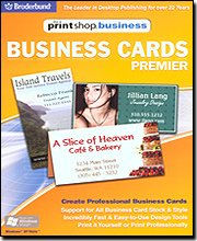TPS Business - Business Cards Premier