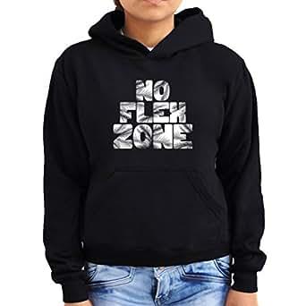 No flex zone Women Hoodie