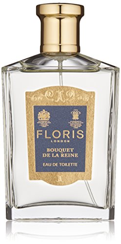 Floris London Bouquet De La Reine Eau De Toilette Spray for Women, 3.4 Ounce ()