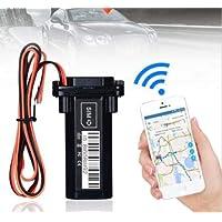 Rastreador GPS Impermeable Gt02 en Tiempo Real gsm Gprs Micro Localizador Dispositivo de Seguimiento para Monitoreo Encubierto Coche Moto Vehículo Cochecito